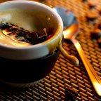 Coffee splash picture