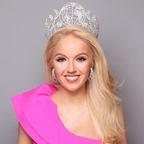 Miss continents 2018 international headshot
